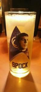 Spock Makers Mark