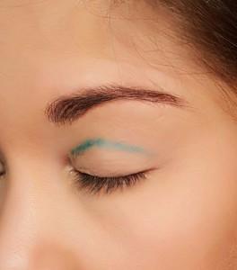 blue cut crease 1