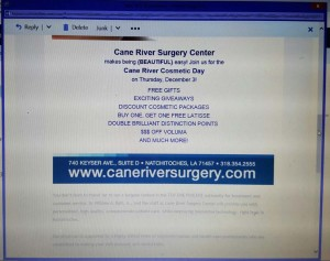 Cane River Surgery Center 2
