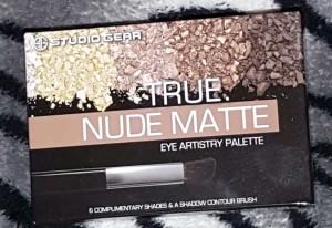 Studio Gear Nude Matte Palette 1