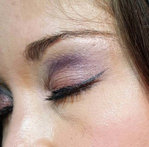 Studio Gear Shimmer Plum Eyeshadows 2