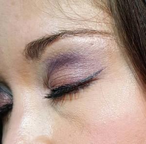 Studio Gear Shimmer Plum Eyeshadows 2