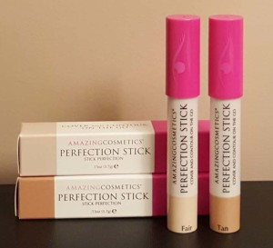 Amazing Cosmetics Perfection Sticks 1