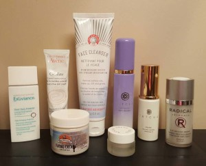70% glycolic peel aftercare products