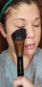 Bdellium Tools 990 Angled Face Brush 3