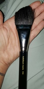 Bdellium Tools 990 Angled Face Brush washed