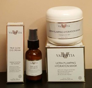 Valentia Mask and Eye Cream