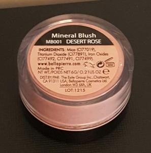 bellapierre blush 2