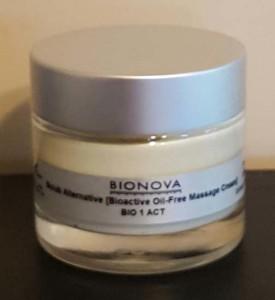 Bionova OIl Free Massage Cream 4
