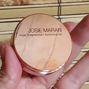 Josie Maran highlighter 1