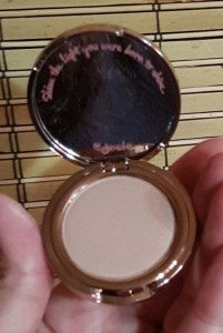 Josie Maran highlighter 2