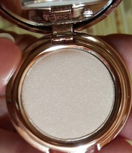 Josie Maran highlighter 3