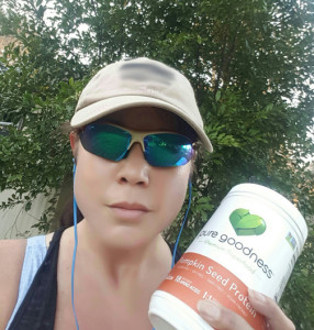 Pure Goodness Pumpkin Seed Protein 1