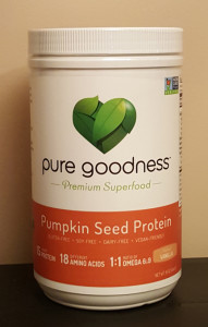 Pure Goodness Pumpkin Seed Protein 2b