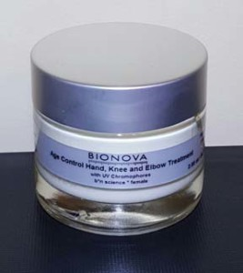Bionova Age Control Hand Knee Elbow Treatment 3