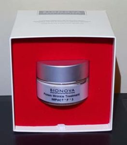 Bionova Frown Wrinkle Treatment 2