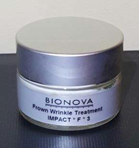 Bionova Frown Wrinkle Treatment 3