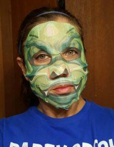 Animal Dragon Mask 2