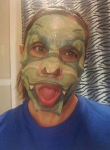 Animal Dragon Mask 3
