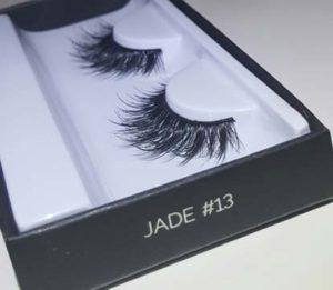 Huda Beauty Faux Mink Lashes Jade 13