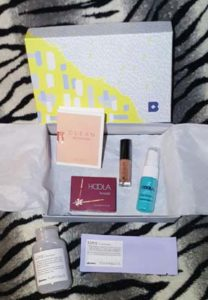 May 2016 Birchbox