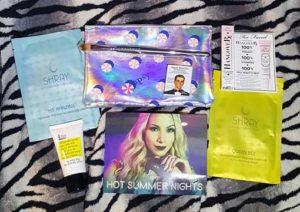 July 2016 Ipsy Glam Bag