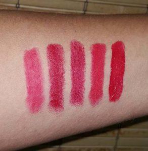 Best red lipsticks 1