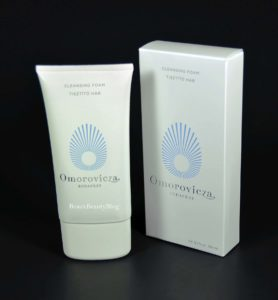omorovicza cleansing foam 2