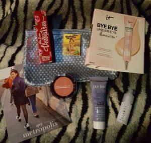 Ipsy Glam Bag January 2017