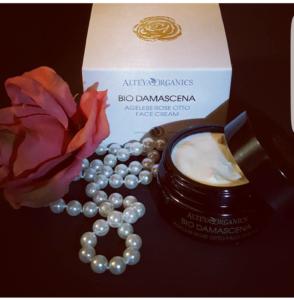 Alteya Organics Bio Damascena Rose Otto Face Cream