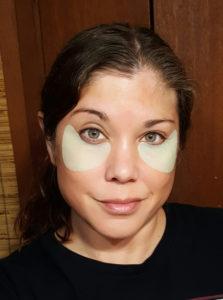 Exuviance eye masque 3