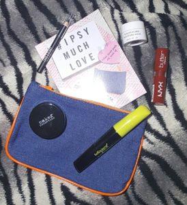 February 2017 Ipsy Glam Bag