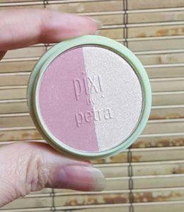 Pixi Blush Duo Rose Gold 1