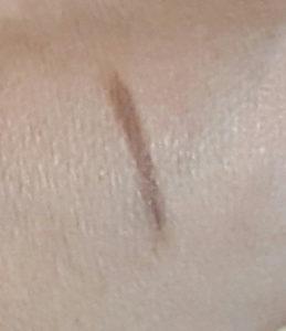 Chelle Eyebrow Cream 4 swatch