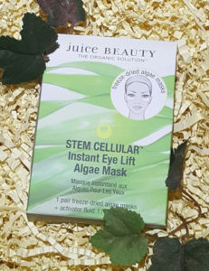 Juice Beauty Algae Eye Mask 1