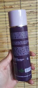 Michael Todd Cranberry Antiox toner 3 ingredients
