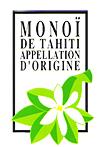 monoi de tahiti symbol