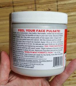 Aztec Secret Indian Healing Clay 2