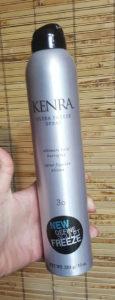 Kenra Ultra Freeze hair spray 30