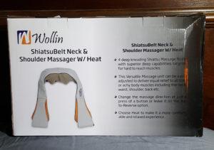 shiatsu massager 1