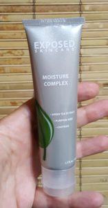 Exposed Skincare Moisture Complex 1