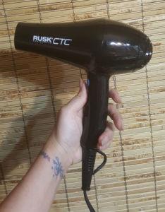 Rusk CTC Lite Hair Dryer 3