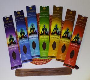 7 Chakras Incense 1