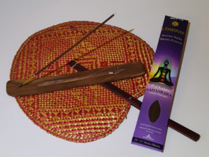 7 Chakras Incense 2