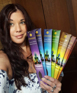 7 Chakras Incense 3