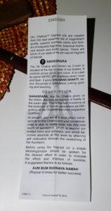 7 Chakras Incense 4
