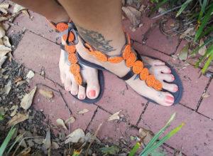 Harkiss Designs Gladiator Sandals 1