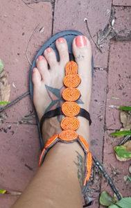 Harkiss Designs Gladiator Sandals 5
