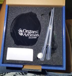 Organic Aromas diffuser 2