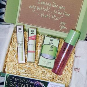 Pixi Summer Makeup Essentials 1